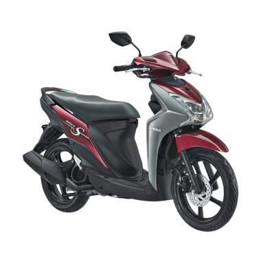 Yamaha Mio S Sepeda Motor [VIN 2018/ OTR Jawa Timur]