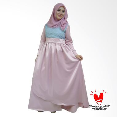 Mulaika Oshin Gamis Dress Muslim Wanita