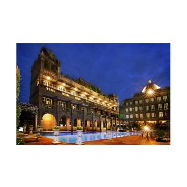 LapakTrip GH Universal Hotel Bandung Voucher Hotel [2H1M/ Weekend]