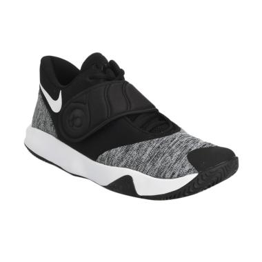 NIKE Kevin Durrant Trey 5 VI Men Ba ... - Black Grey [AA7067-001]
