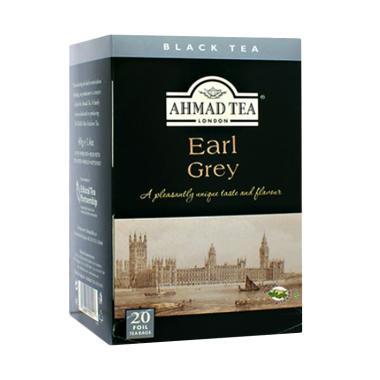 Ahmad Tea Earl Grey Teh Sachet