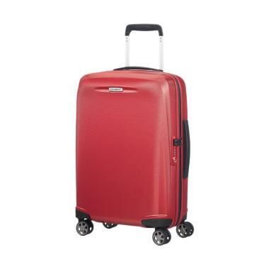 Samsonite Crimson Starfire Spinner 55-20 Hardcase Koper - Red