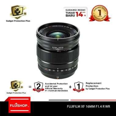 FUJISHOPid Fujifilm XF 16mm f/1.4 R WR Lensa Fujinon XF 16mm f1.4 R WR Garansi Resmi