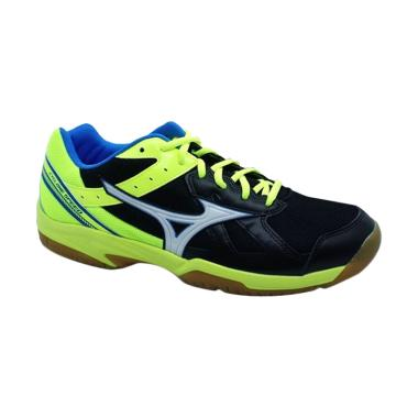 Mizuno Cyclone Speed Sepatu Voli Pr ... afety Yellow [V1GA178075]
