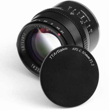 TTArtisan TT Artisan 50mm f/1.2 for Fujifilm Fuji-X Mount