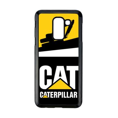 Cococase Caterpillar Excavator X5861 Casing for Samsung Galaxy A6 Plus 2018