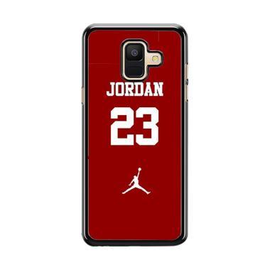 Acc Hp Air Jordan 23 L2381 Custom Casing for Samsung Galaxy A6
