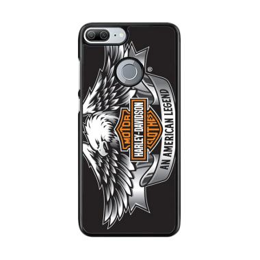 Cococase Logo Harley Davidson With  ... g for Huawei Honor 9 Lite