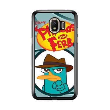 harga Flazzstore Perry Platypus W3175 Premium Casing for Samsung Galaxy J2 Pro 2018 Blibli.com
