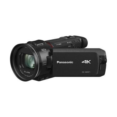 harga Panasonic HC-WXF1 4K UHD Camcorder with Twin Blibli.com