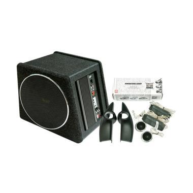 Dominations Audio Paket Smart Upgrade Audio for Brio/ Mobilio/ BR-V
