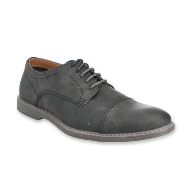 Bata Bromo Sepatu Pria - Black [8216019]