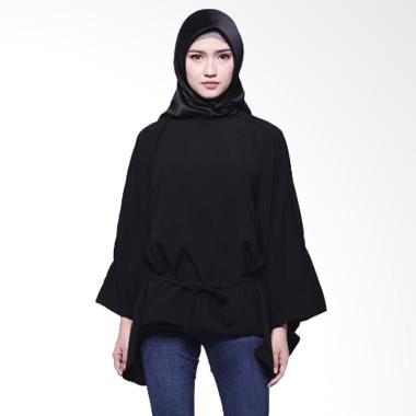 Koesoema Clothing Blooming Flare Hijab Blouse Muslim Wanita