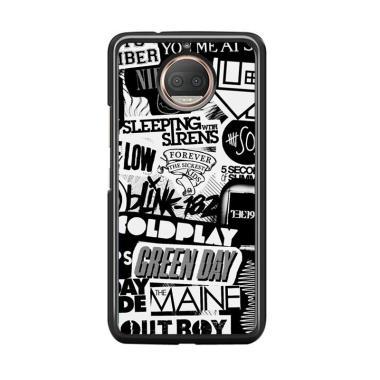 harga Flazzstore The Xx Coldplay Arctic Monkeys The Neighbourhood Sleeping With Sirens The 1975 Band Z0252 Premium Casing for Motorola Moto G5S Plus Blibli.com
