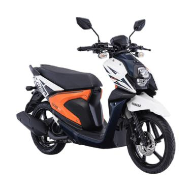Yamaha All New X-Ride 125 Sepeda Motor - New Colour