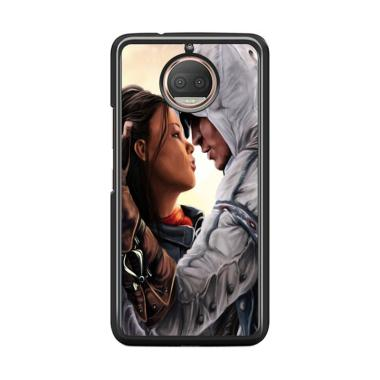 harga Flazzstore Assassin'S Creed 3 Love Men Warriors Couple V1016 Premium Casing for Motorola Moto G5S Plus Blibli.com