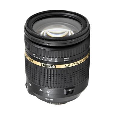Tamron SP AF 17-50mm f/2.8 VC Di II XR - Nikon Lensa Kamera