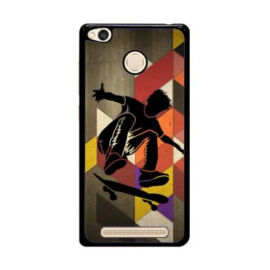 harga Flazzstore Skateboard R0043 Premium Casing for Xiaomi Redmi 3 Pro/3S/3X Blibli.com