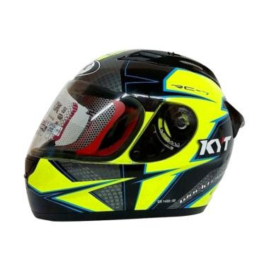 harga KYT RC Seven #16 Helm Full Face XL Yellow Fluo Blibli.com