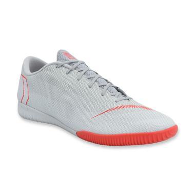 f0daadc17 NIKE Vapor 12 Academy Ic Men Football Shoes - Grey  AH7383-060