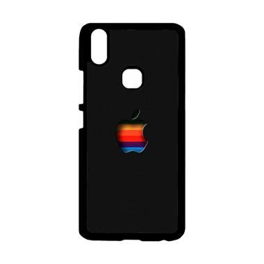 OEM Apple Rainbow Custom Hardcase Casing for VIVO V9