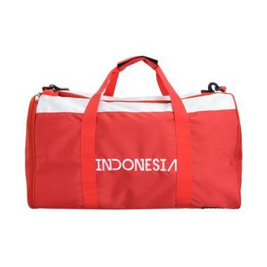 Blibli Dukung Indonesia Duffle Bag - Red