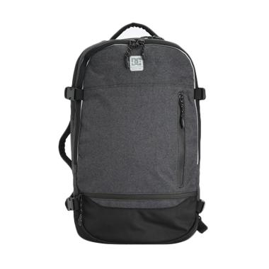 DC Blocks Way M Anthracite Backpack Tas Pria 5002d5e355