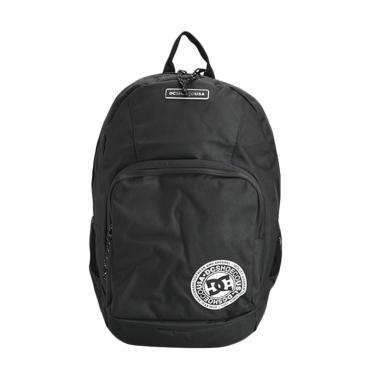 DC The Locker M Anthracite Backpack Tas Pria e2095c87ef