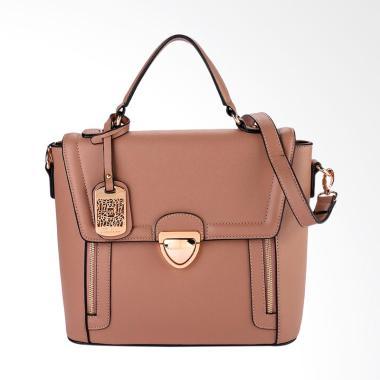 Bellezza  2275-38 Hand Bag Tas Wanita - Khaki