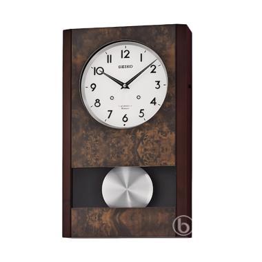 Seiko QXM359B Melodies in Motion Wall Clock [47 cm]