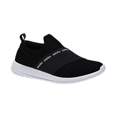 adidas Neo Cloudfoam Refine Adapt s ... aga Pria - Black [DB1339]