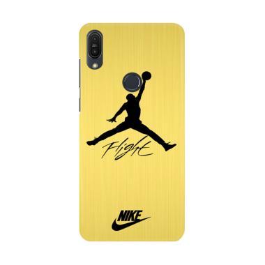 harga Flazzstore Air Jordan Flight Signature Nike Gold L1551 Premium Casing for Asus Zenfone Max Pro M1 Blibli.com