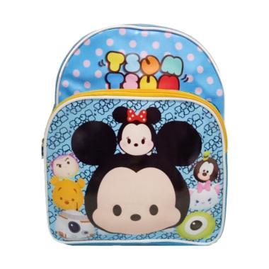 OEM Tsum Tsum Ceria Backpack Tas Sekolah Anak TK