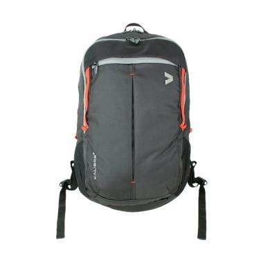 Kalibre Balfour Tas Ransel untuk tas Laptop 15 inch tas sekolah backpack-  Hitam