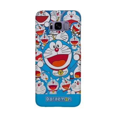 harga Indocustomcase Doraemon Sticker Bomb Cover Casing for Samsung Galaxy S8 Plus Blibli.com