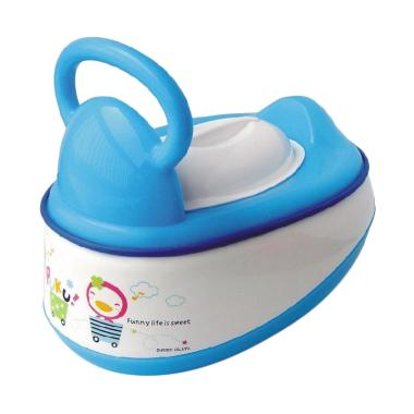Puku 17403 Baby Potty 5in1 Toilet Training  [10 Month - 2 Year]