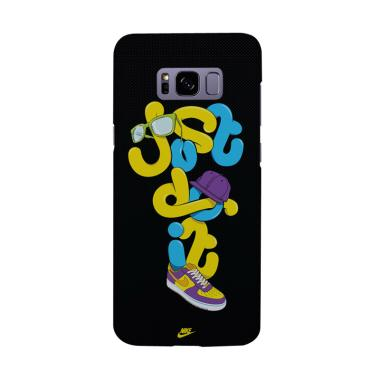 harga Indocustomcase Nike Just Do It Shoes Cover Casing for Samsung Galaxy S8 Plus Blibli.com