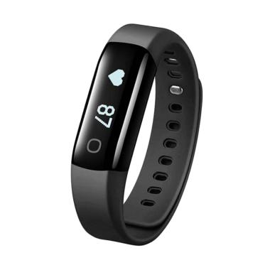 Lenovo G10 Heart Rate Band Smartwatch - Black