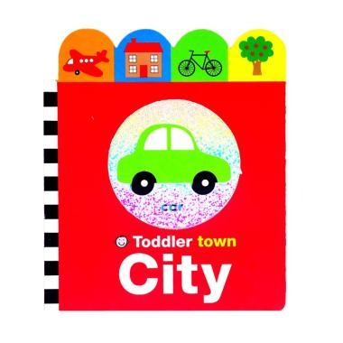 harga Priddy Books Genius Toddler Town City Boardbook Buku Anak Blibli.com