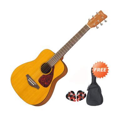 Yamaha Junior JR-1 Gitar Akustik [3/4 FG] + Free Softcase dan 2 Pick