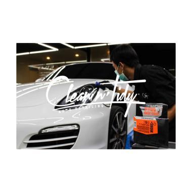 Clean & Tidy Paket Gyeon MOHS + Q2 Medium Size Car