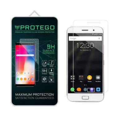 Protego Tempered Glass Screen Protector for Lenovo .