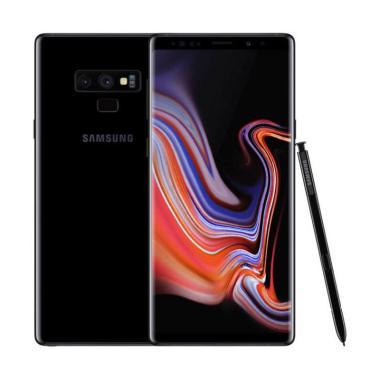 Samsung Galaxy Note9 Smartphone - Midnight Black [512GB/ 8GB]