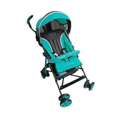 harga Pliko Adventure 2 Stroller Kereta Dorong Bayi - Grass Green Blibli.com