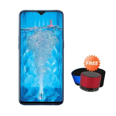 OPPO F9 Smartphone [64GB/ 4GB] + Free Speaker Bluetooth