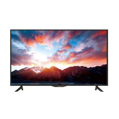 SHARP LC40SA5100I LED TV - Hitam [40 Inch/ Khusus Jadetabek]