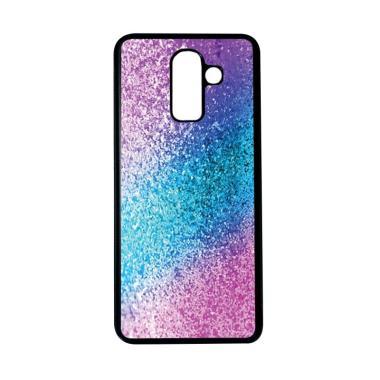 harga CARSTENEZIO Motif Warna Pastel 14 Softcase Casing for Samsung Galaxy J8 - Hitam Blibli.com