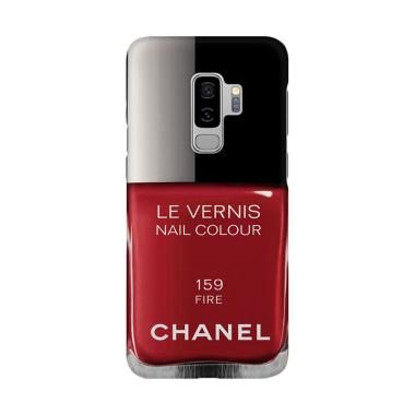 harga Indocustomcase Chanel 159 Cover Casing for Samsung Galaxy S9 Plus Blibli.com
