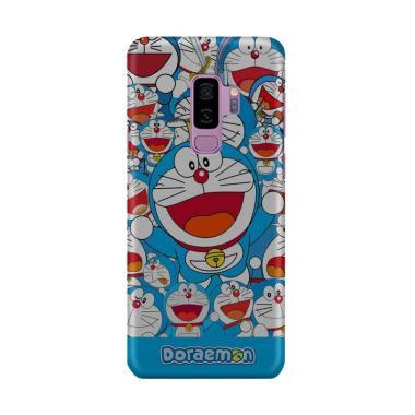 harga Indocustomcase Doraemon Sticker Bomb Cover Casing for Samsung Galaxy S9 Plus Blibli.com