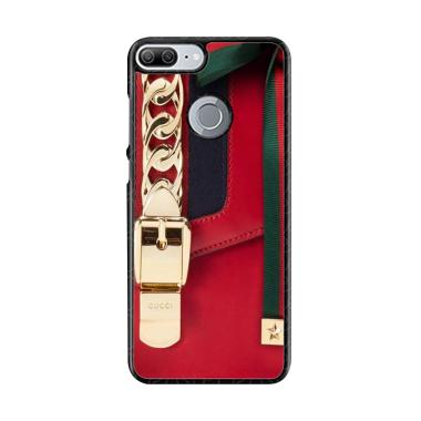 harga Acc Hp Gucci Sylvie Leather X5621 Custome Casing for Honor 9 Lite Blibli.com